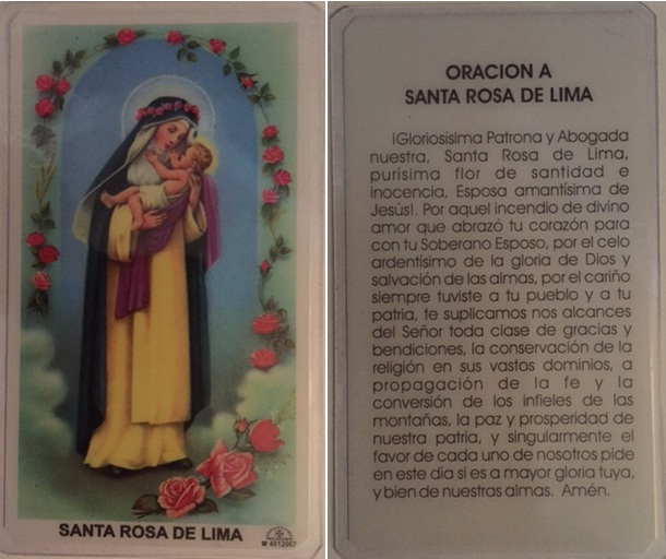Saint Rose of Lima1