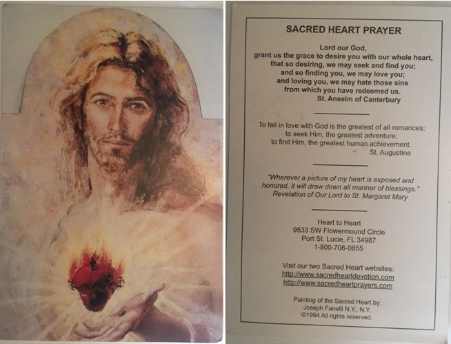 Sacred Heart of Jesus 5