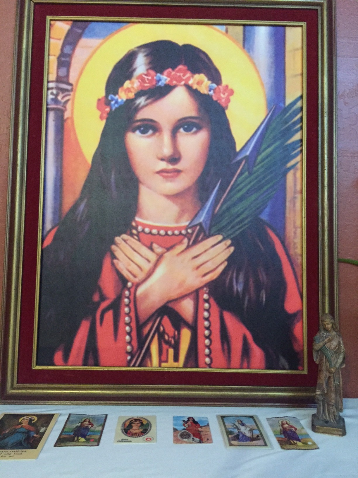 Saint Philomena Exhibit 1