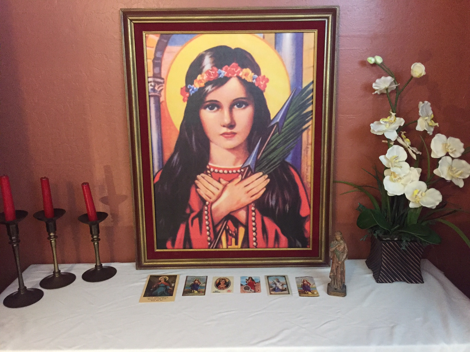 Saint Philomena Exhibit 2